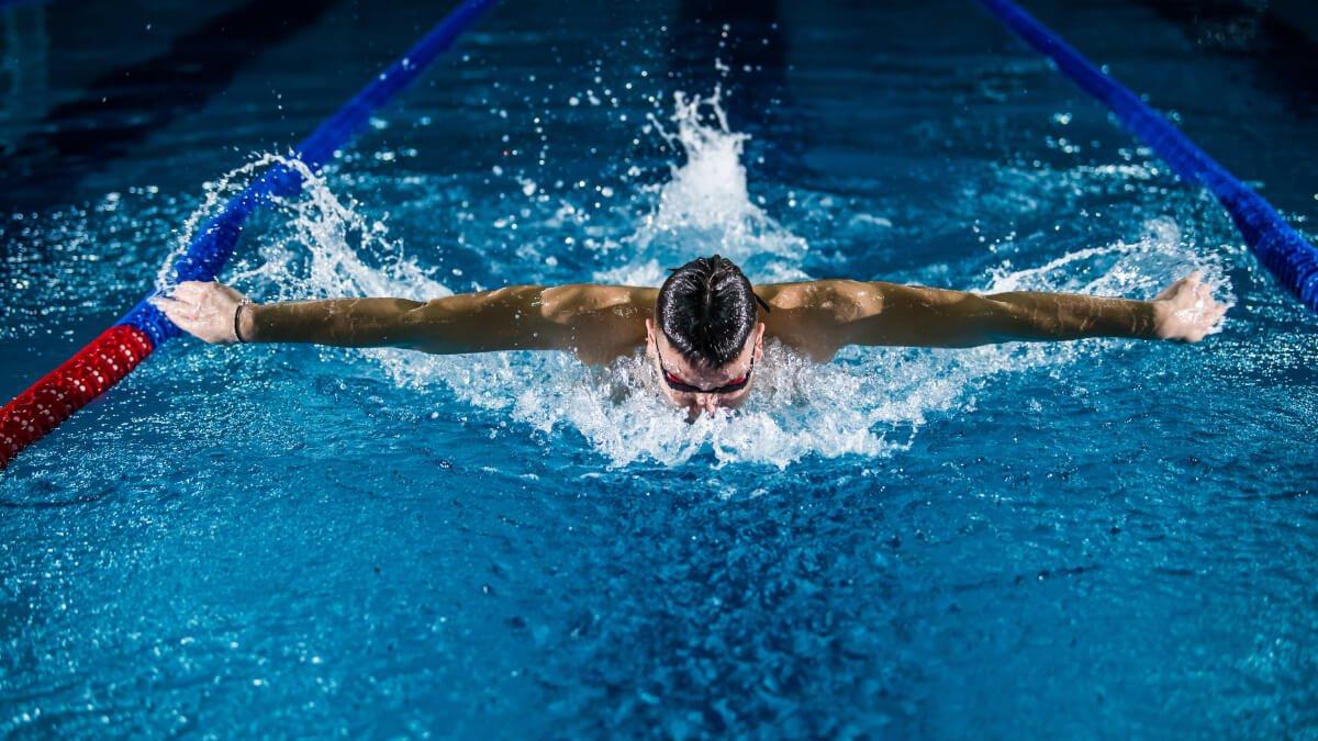 Bästa simmarna genom tiderna